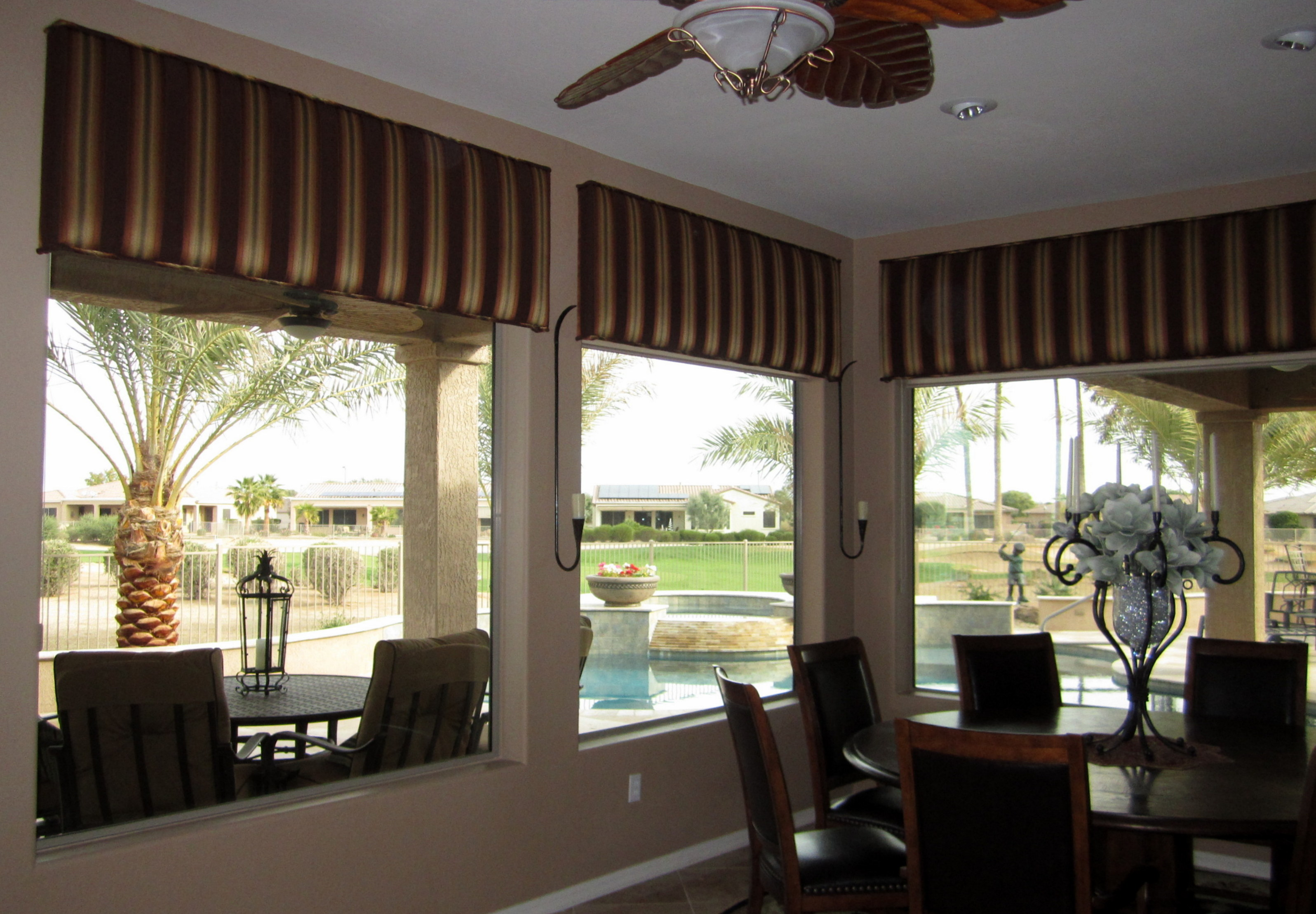 pleat cornices and inverted valances interiors valance buttons window finishings pin contrast box with fabric pleats