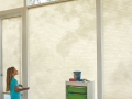 Applause® honeycomb shades in a child's room