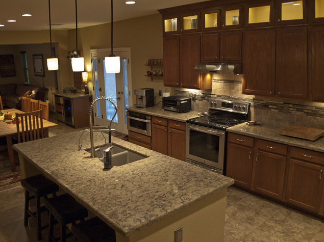 quartz countertops kitchen bath counters phoenix az