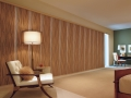 Skyline® Gliding Window Panels in the living room