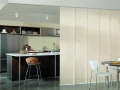 Skyline® Gliding Window Panels in the kitchen