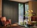 Duette® honeycomb shades with Vertiglide™ in the dining room