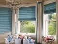 Vignette® Modern Roman Shades in a child's room