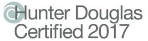2017 Hunter Douglas Certified