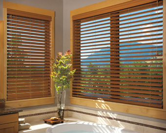 colour douglas and blinds magic wood feature motorization hunter more everwood horizontal