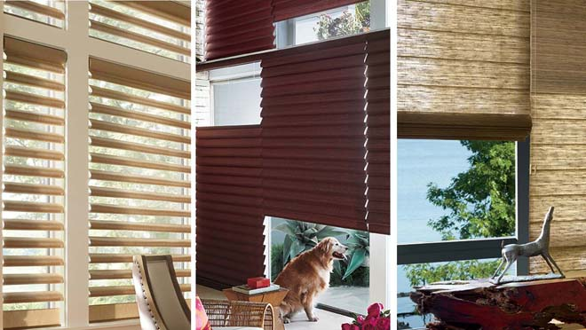 Hunter Douglas Alustra Collection Shades Phoenix Peoria Az