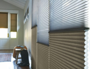 Hunter douglas duolite shades privacy shades peoria phoenix az for Hunter douglas exterior sun shades