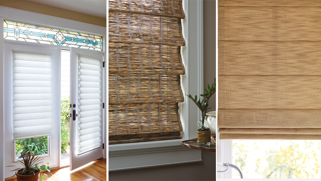 Hunter Douglas Has An Extensive Line Of Roman Shades To Meet Any Decorating Style Are A Unique Window Treatment That Adds And Depth