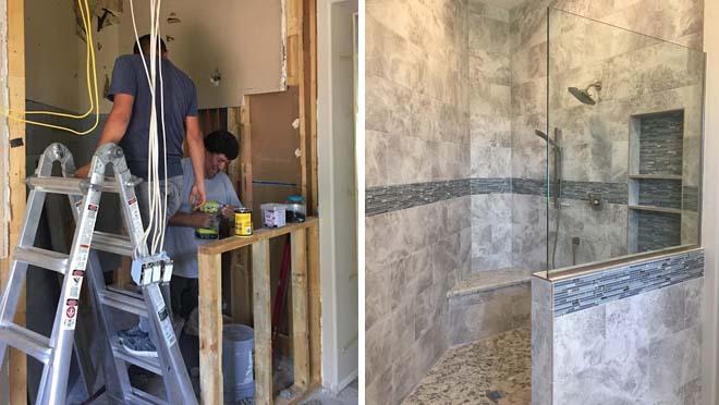 Home Remodeling Kitchen Bath Remodel Phoenix AZ Area Extraordinary Phoenix Bathroom Remodel Decor