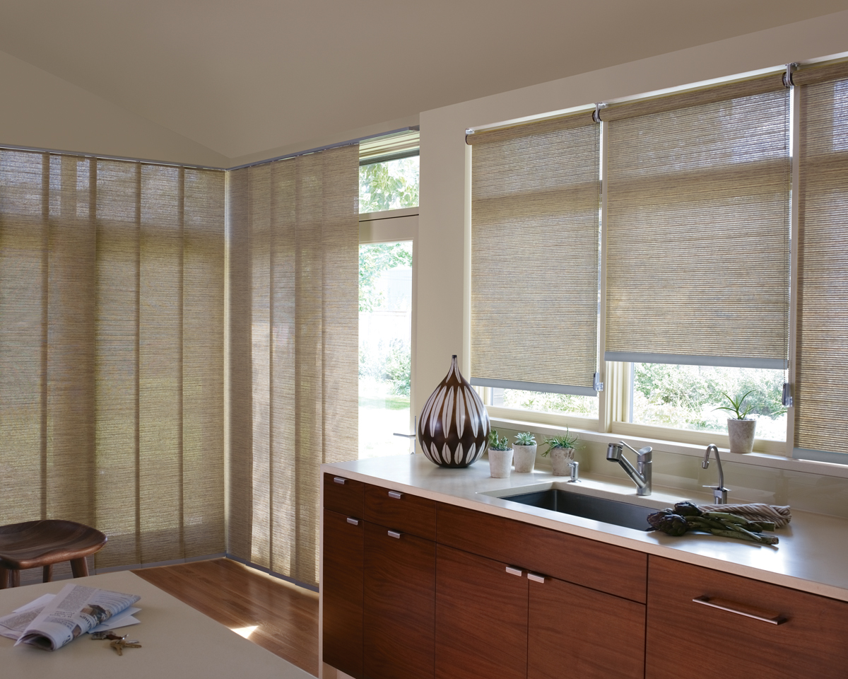 Kitchen Window Treatments   Phoenix