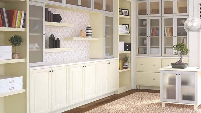 Custom Office Cabinets, Bookshelves, Phoenix, Avondale AZ